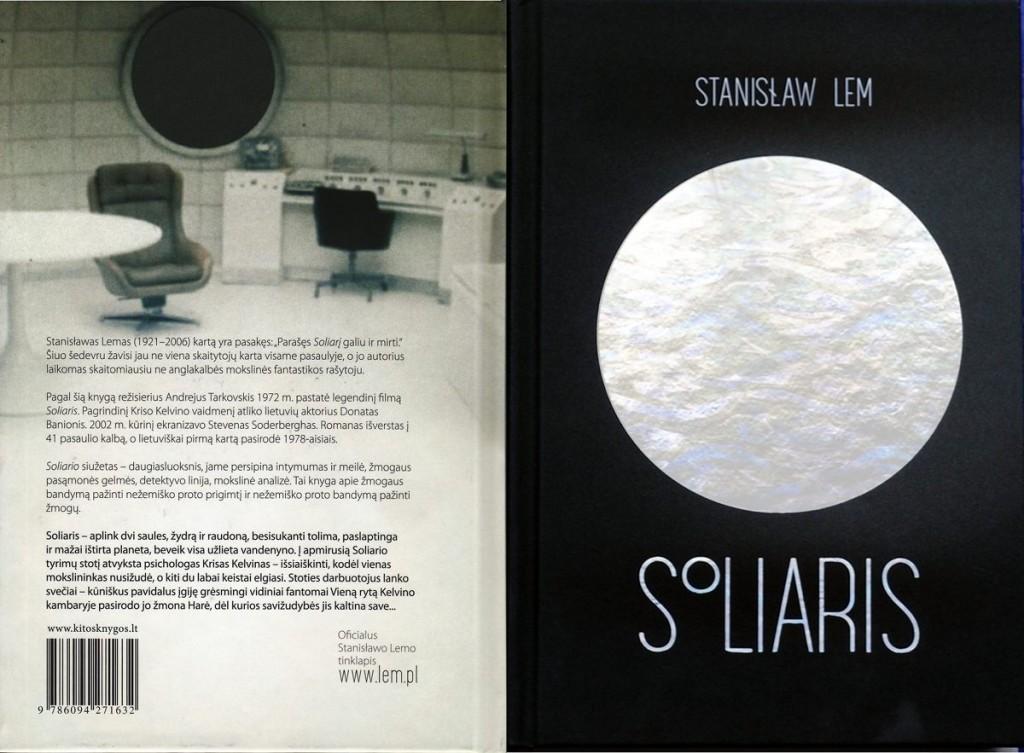 solaris kitos knygos litwa 2014