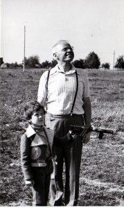 stanislaw lem z_synem 1973
